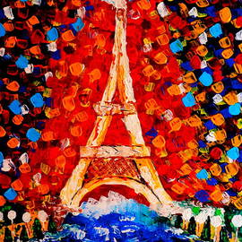 Paris by Divya Gupta