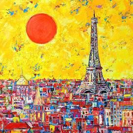 Ana Maria Edulescu - Paris In Sunlight