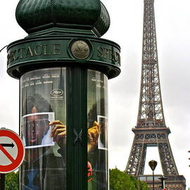 Paris by Ira Shander
