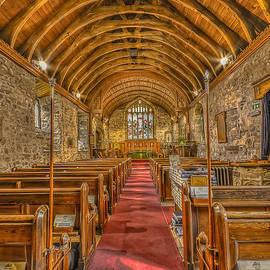 Darren Wilkes - Parish of st Melyd