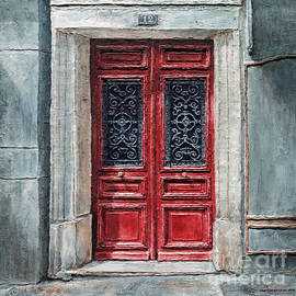 Parisian Door No. 12 by Joey Agbayani