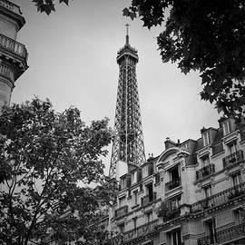 Parisian View  by Maj Seda