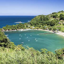 Hugh Stickney - Parlatuvier Bay Tobago