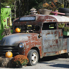Party Coach in Maine by Greg Kluempers