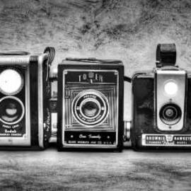 Past Cameras by Timothy Bischoff