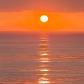 Denise Dube - Pastel Sunset By Denise Dube