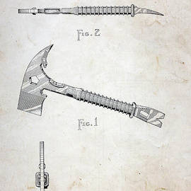 Paul Ward - Patent - Fire Axe