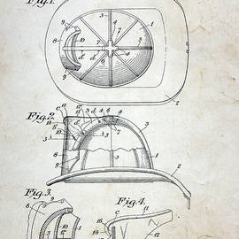 Paul Ward - Patent - Fire Helmet