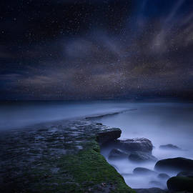 Path to infinity by Jorge Maia