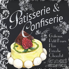 Patisserie and Confiserie by Debbie DeWitt
