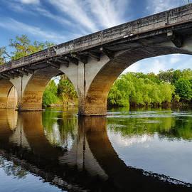 Peace River Bridge - 1925
