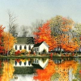 Conrad Mieschke - Peaceful Reflections