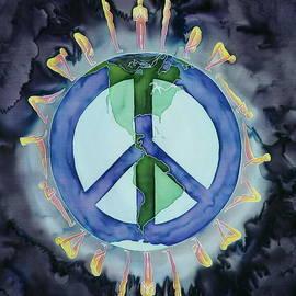 Carolyn Doe - Peaceful Salutations