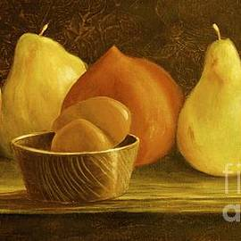 AnnaJo Vahle - Peaches Pears and Eggs