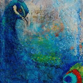 Peacock by Jean Cormier