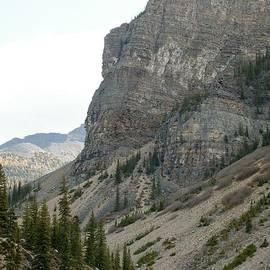 Tower of Babel Peak - Lake Moraine - Banff National Park, Alberta by Ian Mcadie