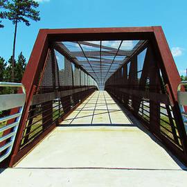 Cynthia Guinn - Pedestrian Bridge