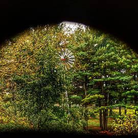 Peephole by Kathi Isserman
