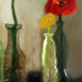 Peggy's Flowers by RC DeWinter