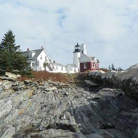 Joseph Rennie - Pemaquid Point Lighthouse