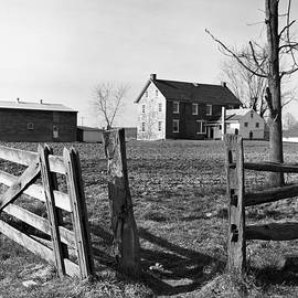 Henri Bersoux - Pennsylvania Farm