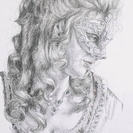 Barbara Keith - Pensive