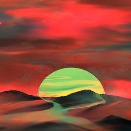 Perigee Moon by Yul Olaivar