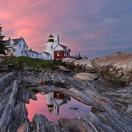 Daniel Behm - Permaquid Lighthouse