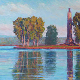 Perry Monument by Michael Camp