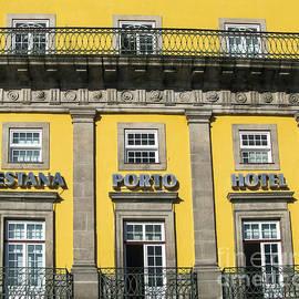 Pestana Porto Hotel by Arlene Carmel