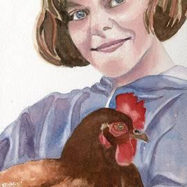 Marsha Elliott - Pet Chicken