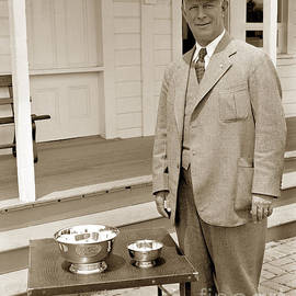California Views Mr Pat Hathaway Archives - Peter Hay golfer Pebble Beach circa 1950