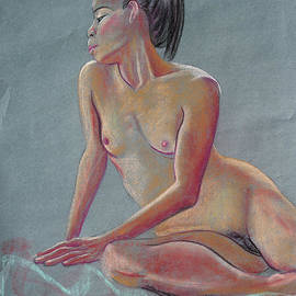 Asha Carolyn Young - Petite Woman with a Ponytail