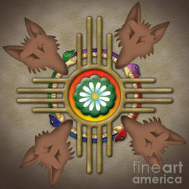 Peyote Coyote by Timothy Lowry