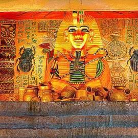 Pharaohs Tomb by Ian Gledhill