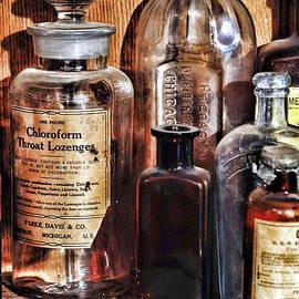 Paul Ward - Pharmacy - Chloroform Throat Lozenges