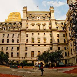 Philadelphia City Hall by Kristia Adams