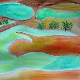 Sonali Gangane - Picturesque landscape