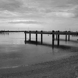 Deb Barchus - Pier at South Shore Park