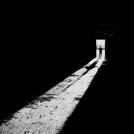Piercing the Darkness by Jim Garrison