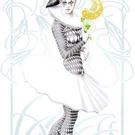 Pierrette in love by Quim Abella