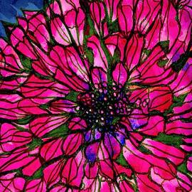 Mary Ann Perkins - Exotic Pink Dahlia