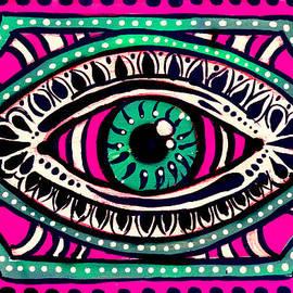 Pink Eyed Gypsi by Nada Meeks