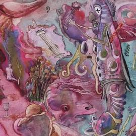 Mikhail Savchenko - Pink musical dream