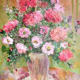 Pink Parfait by Mary Spyridon Thompson