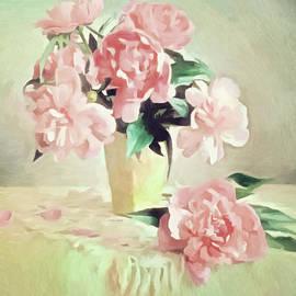 Pink Rose Romance by Georgiana Romanovna