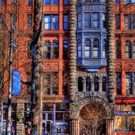 Pioneer Square No.1 by David Patterson