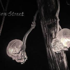 Pirate Mast Lights by LeeAnn McLaneGoetz McLaneGoetzStudioLLCcom