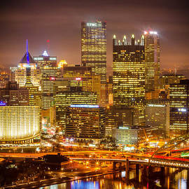 Pittsburgh by Inkspot