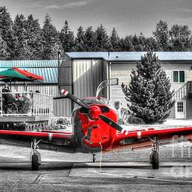 Tap On Photo - Flying To Lunch In Pacific Northwest Washington
